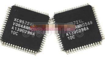 XC9572XL-VQ64C