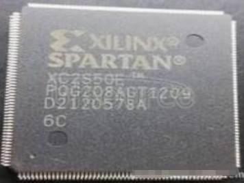 XC2S50-6PQ208C