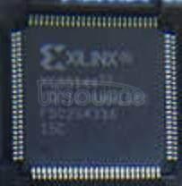 XC95144-15TQ100C
