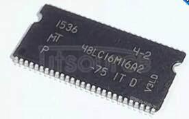 MT48LC16M16A2P-75IT