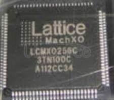 LCMX0256C-3TN100C