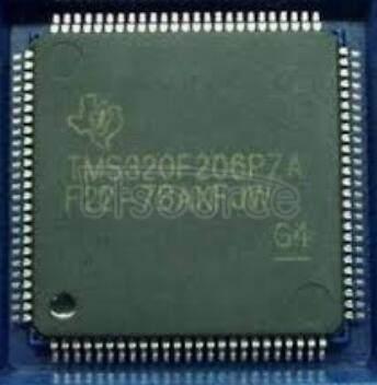 TMS320F206PZA