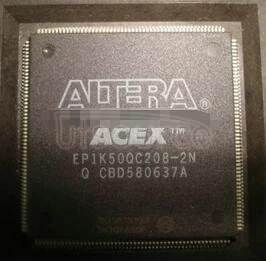 EP1K50QC208-2N