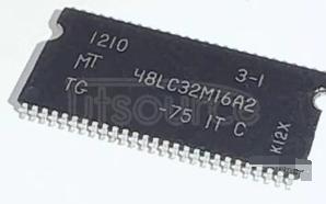 MT48LC32M16A2TG-75IT