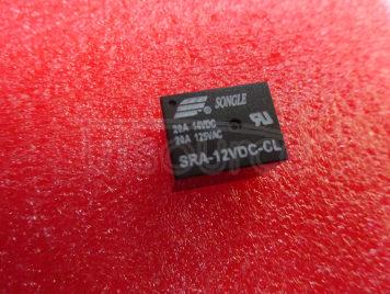 SRA-12VDC-CL 12V 20A 5PINS