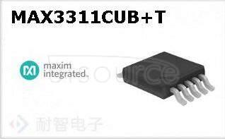MAX3311CUB+