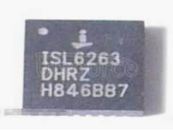 ISL6263DHRZ