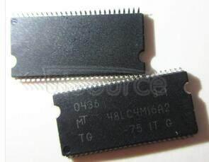 MT48LC4M16A2-75IT
