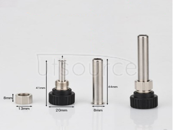 936A electric soldering iron fittings sleeve thermostat soldering iron fittings sleeve three pieces