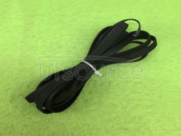The 2gt-6mm opening and the rubber opening belt synchronous belt 3D printer drive belt GT2<1m>