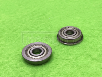 3D printer accessories miniature small flanged linear bearing F604ZZ