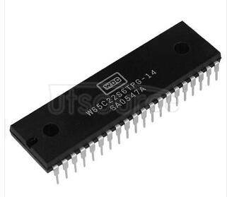 65C22 CMOS VERSATILE INTERFACE ADAPTER WITH INTERVAL TIMER/COUNTERS