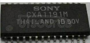 CXA1191 2.5-V Integrated Reference Circuit 8-TSSOP 0 to 70