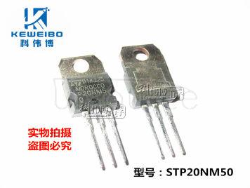 STP20NM50