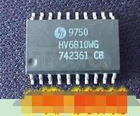 HV6810WG 10-Channel Serial-Input Latched Display Driver