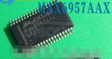 MAX6957AAX+T