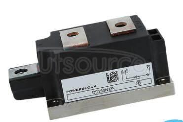 DD260N12K Rectifier   Diode   Module