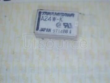 A24W-K replace G6H-2-24VDC TQ2-24V 24V 1A 10PINS