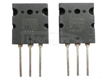 2SC5200 & 2SA1943