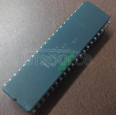 D8255A Programmable Peripheral Interface iAPX86 Family