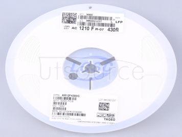 YAGEO AC1210FR-07430RL(50pcs)