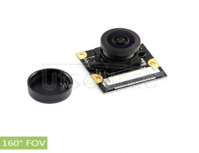 IMX219-160 Camera, 160° FOV, Applicable for Jetson Nano