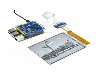 1448×1072 high definition, 6inch E-Ink display HAT for Raspberry Pi