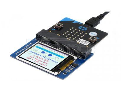 1.8inch colorful display module for micro:bit, 160x128