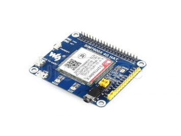 4G / 3G / 2G / GSM / GPRS / GNSS HAT for Raspberry Pi, LTE CAT4, for China