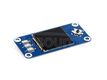 240x240, 1.3inch IPS LCD display HAT for Raspberry Pi