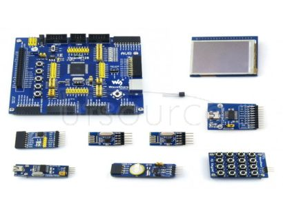 OpenM128 Package A, AVR Development Board