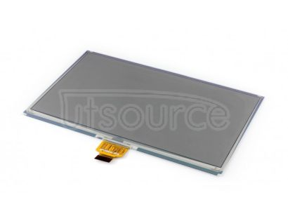 640x384, 7.5inch E-Ink raw display, yellow/black/white three-color