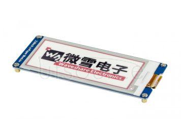 296x128, 2.9inch E-Ink display module, three-color