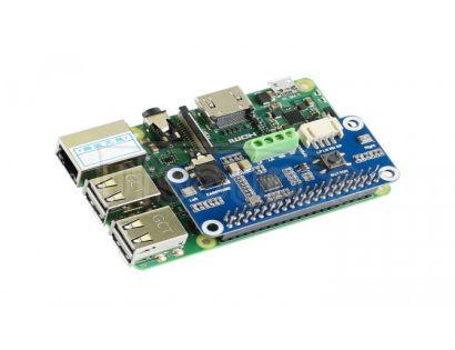 WM8960?Hi-Fi Sound Card HAT for Raspberry Pi, Stereo CODEC, Play/Record