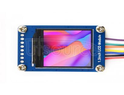 240x240, General 1.3inch LCD display Module, IPS, HD