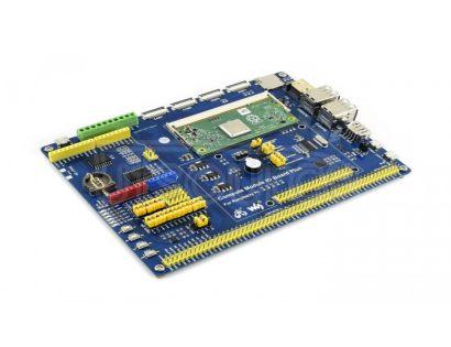Compute Module IO Board Plus, for Raspberry Pi CM3 / CM3L / CM3+ / CM3+L