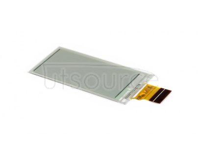 212x104, 2.13inch E-Ink raw display panel, yellow/black/white three-color