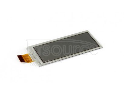 296x128, 2.9inch E-Ink raw display panel, three-color