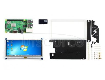 Raspberry Pi 3 Model B+ Development Kit (Type E)