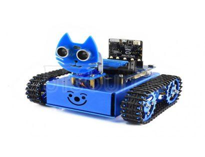 KitiBot tracked robot building kit for micro:bit