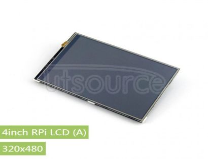 4inch RPi LCD (A), 480x320