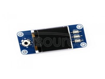 128x128, 1.44inch LCD display HAT for Raspberry Pi
