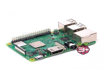 Raspberry Pi 3 Model B+ Development Kit (Type F)
