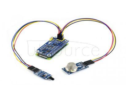 Sense HAT (B) for Raspberry Pi, Multi Powerful Sensors