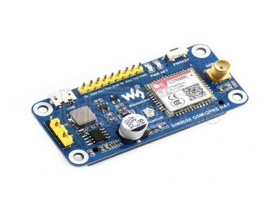 GSM/GPRS/Bluetooth HAT for Raspberry Pi