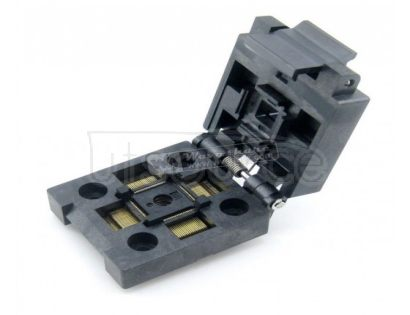 FPQ-80-0.4-01, Test & Burn-in Socket