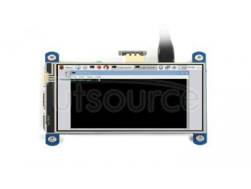 4inch HDMI LCD (H), 480x800, IPS