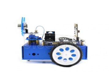 KitiBot 2WD robot building kit for micro:bit