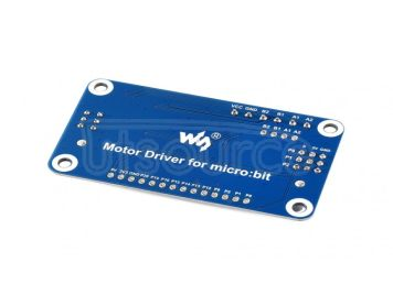 Driver Breakout for micro:bit, drives motors and servos