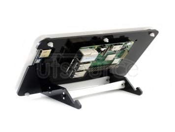 7inch HDMI LCD (C), 1024×600, IPS, with Bicolor case